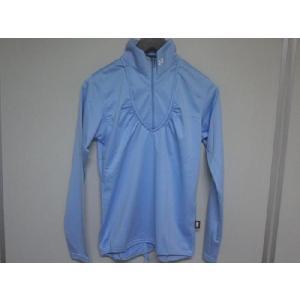 ヨネックス レディースハイネックシャツ GW5577 サックス|golfipride
