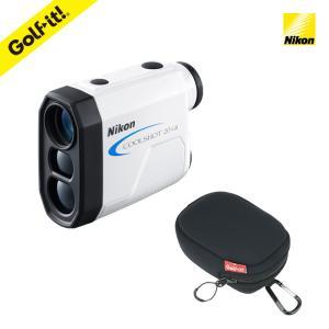 ゴルフ用品 ラウンド用品 レーザー距離計NikonCOOLSHOT 20 G2 クールショット20ジ...