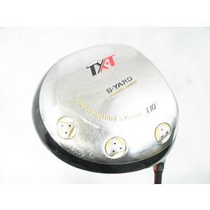 【即納】中古S-YARD TX-T ドライバー 1W TX-T オリジナルカーボ゛ン 10 R-1