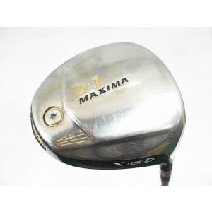 【14日間返品OK】【即納】中古リョーマ(RYOMA) D-1 MAXIMA TYPE-D ドライバー 1W ツアーAD MX-G 9.5 R
