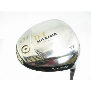 【14日間返品OK】【即納】中古美品 リョーマ(RYOMA) D-1 MAXIMA TYPE-D ドライバー 1W カーボン(改) 10.5 R
