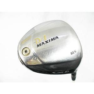 【14日間返品OK】【即納】中古リョーマ(RYOMA) D-1 MAXIMA TYPE-D ドライバー 1W ランバックス 5F09 10.5 R