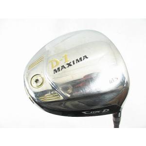 【14日間返品OK】【即納】中古リョーマ(RYOMA) D-1 MAXIMA TYPE-D ドライバー 1W ツアーAD MX-D 10.5 SR