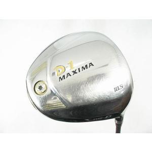 【14日間返品OK】【即納】中古リョーマ(RYOMA) D-1 MAXIMA TYPE-D ドライバー 1W ツアーAD MX-D 10.5 5S