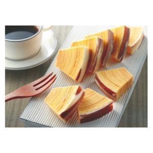 白樺の木肌をミルクチョコレートとホワイトチョコレートで表現した、  北海道銘菓、十勝産100%の小麦...