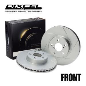 DIXCEL ブレーキローター SDタイプ フロント ムーヴ LA150S/LA160S 2014/12〜 NA/ターボ共通 品番3818039|golfkeihinset