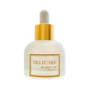 オレンジCBDオイル MYBESTCBD for DELICARE MBC美容オイル 30ml 正規品 golfkeihinset