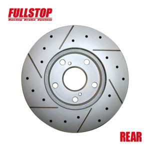 FULLSTOP ブレーキローター S6D3 リア アルファード/ヴェルファイア ANH10W/ANH15W/MNH10W/MNH15W 2002/5〜2008/5 品番3159012 golfkeihinset