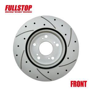 FULLSTOP ブレーキローター CS6D3 フロント マークX GRX135 2009/10〜 品番3119203 golfkeihinset