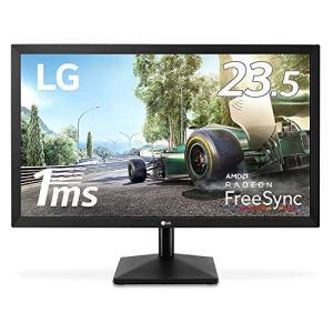 LG ゲーミング モニター ディスプレイ 24MK400H-B 23.5インチ/フルHD/TN非光沢...