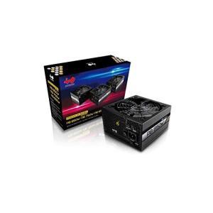 IN WIN RGB LED Lighting対応 フルモジュラー式 80PLUS GOLD認証 8...