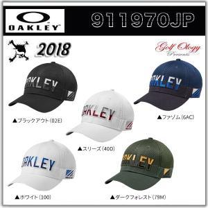 2018年モデル OAKLEY オークリー GOLF CAP ゴルフキャップ 911970JP ※平日限定即納商品