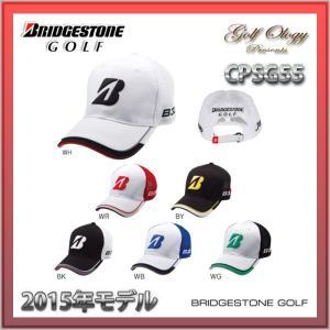 2015年モデル BRIDGESTONE Golf ブリヂストン ゴルフ プロモデル CPSG55 ハーフメッシュキャップ ※平日即納商品分