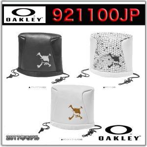 2017年モデル OAKLEY オークリー SKULL IRON COVER 11.0 921100JP (IRON用) ※平日限定即納商品|golfology