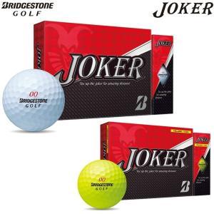 【国内モデル】ブリジストン ゴルフボール JOKER ジョーカー 1ダース|golfolympic