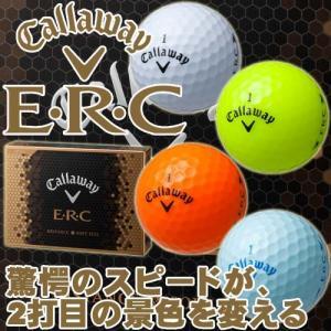 【2016年モデル】 キャロウェイ ERC イーアールシー ゴルフボール 1ダース(12球) Callaway|golfolympic