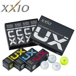 ゼクシオ UX エアロ ゴルフボール 1ダース (12球) XXIO UX AERO DUNLOP ダンロップ golfolympic