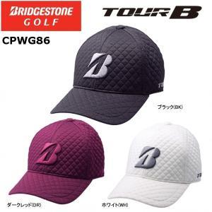 2018年 BRIDGESTONE ブリヂストンゴルフ TOUR B ツアービー 秋冬モデル 耳当て付きキャップ CPWG86|golfolympic