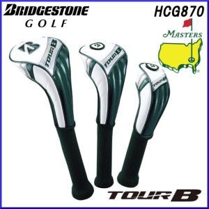 2018年限定モデル ブリヂストンゴルフ メジャーコレクション マスターズモデル MS ヘッドカバー HCG870 ドライバー フェアウェイ ユーティリティー 用|golfolympic