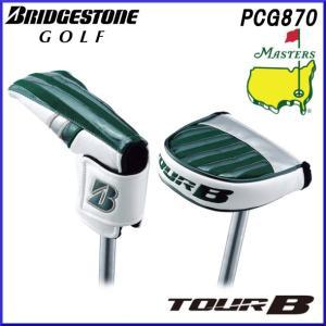2018年限定モデル ブリヂストン ゴルフ メジャーコレクション マ スターズモデル MS ヘッドカバー PCG870 ピン型 マレット型 用|golfolympic