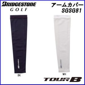 ブリヂストンゴルフ BRIDGESTONE GOLF TOUR B  メンズ アームカバー SGSG81 即納|golfolympic