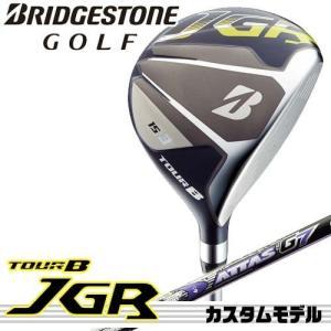 【17年モデル】メーカー正規カスタム ブリヂストンゴルフ TOUR B JGR フェアウェイウッド シャフト:ATTAS G7 4 5 6 7 BRIDGESTONE GOLF|golfolympic