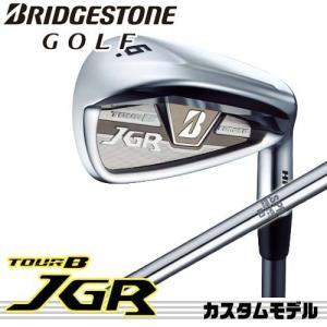 【17年モデル】メーカー正規カスタム ブリヂストンゴルフ TOUR B JGR HF1 フォージドアイアン5本組(#7〜9、PW1、PW2) シャフト:NS PRO 950GH WF|golfolympic