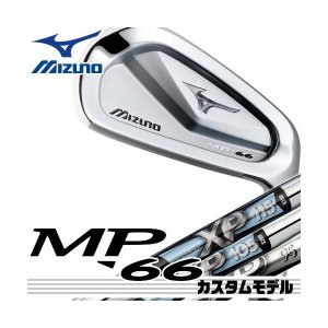 メーカー正規養老カスタム ミズノ MP-66 アイアン単品(#3、#4) シャフト:XP 95 105 115 ミズノ|golfolympic