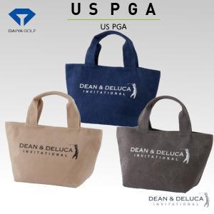 大人気!ダイヤゴルフ US PGA TOUR ミニトートバッグ ラウンドバッグ DEAN & DELUCA Invitational 3031 golfolympic