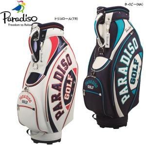 パラディーゾ PARADISO キャディバッグ CBA070 メンズ Men's ブリヂストン BRIDGESTONE GOLF 17年モデル|golfolympic