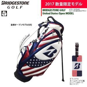 17年限定モデル 全米モデル ブリヂストンゴルフ スタンドキャディバッグ CBG771 Men's BSG BAG BRIDGESTONE GOLF|golfolympic
