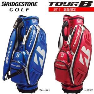 2017年モデル 数量限定 ブリヂストンゴルフ キャディバッグ CBG773 Men's TOUR B BRIDGESTONE GOLF|golfolympic