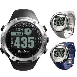 ショットナビ 腕時計型 W1-FW ライト G-771|golfolympic