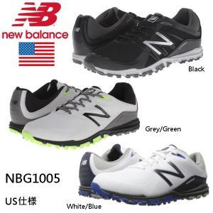 ニューバランス New Balance ゴルフシューズ NBG1005 2E スパイクレスシューズ US仕様 即納可|golfolympic