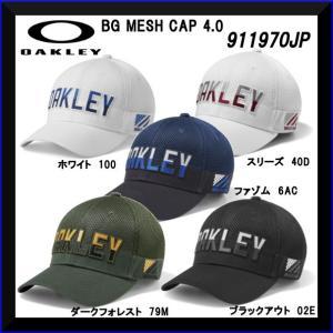 OAKLEY オークリー BG MESH CAP 4.0 メッシュキャップ 911970JP|golfolympic
