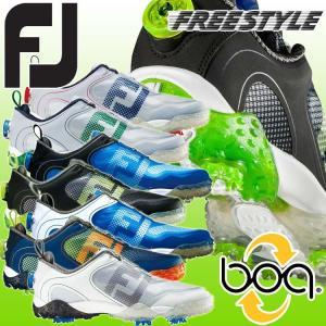 【日本正規品】フットジョイ FOOTJOY  フリースタイルボア ゴルフシューズ  FREESTYLE Boa|golfolympic