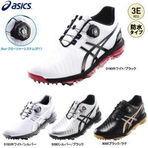 【17年モデル】 アシックス メンズ ゴルフシューズ TGN919 ゲルエース プロ 3 ボア (3E相当) GEL-ACE PRO3 Boa (Men's) asics GOLF|golfolympic