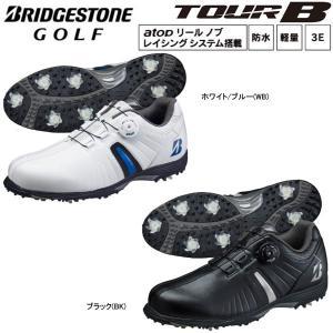 【17年モデル】ブリヂストンゴルフ メンズ ゴルフシューズ スパイク SHG720 (Men's) BRIDGESTONE GOLF|golfolympic