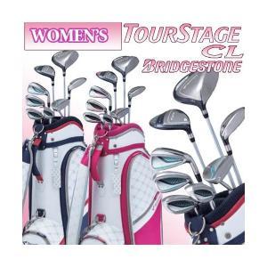国内正規品 ブリヂストンゴルフ ツアーステージ CL レディースハーフクラブセット(8本組+キャディバッグ) BRIDGESTONE GOLF TOURSTAGE CL|golfolympic