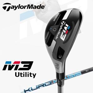 2018年 最新モデル Taylormade テーラーメイド M3 エムスリー レスキュー UT ユーティリティ KUROKAGE TM6 カーボンシャフト  日本仕様|golfolympic