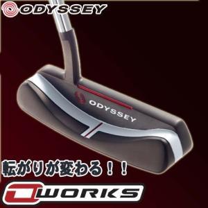 【国内正規モデル】 オデッセイ(右用) オーワークス パター #2(2番) ODYSSEY O-WORKS O WORKS|golfolympic