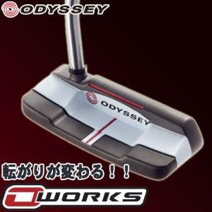 【国内正規モデル】 オデッセイ(右用・左用) オーワークス パター #1W(1番ワイド) ODYSSEY O-WORKS O WORKS|golfolympic