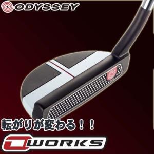 【国内正規モデル】 オデッセイ(右用・左用) オーワークス パター #9(9番) ODYSSEY O-WORKS O WORKS|golfolympic