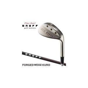 オノフ ONOFF フォージド ウエッジ FORGED WEDGE KURO 黒 グローブライド メ...
