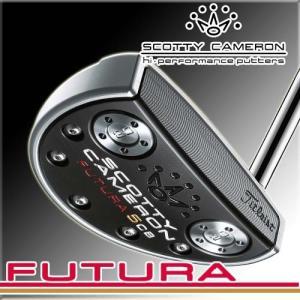 【2017年 国内正規モデル】 スコッティキャメロン フューチュラ 5CB パター Scotty Cameron FUTURA|golfolympic