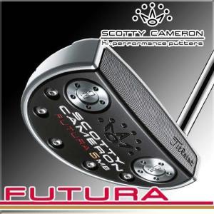 【2017年 国内正規モデル】 スコッティキャメロン フューチュラ 5MB パター Scotty Cameron FUTURA|golfolympic