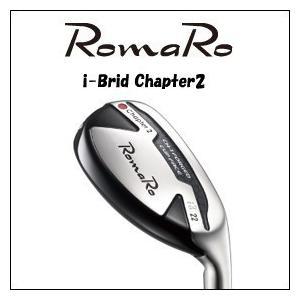 【ゴルフ】完成品 RomaRo i-Brid Chapter2【RJ-iB2】装着モデル ユーティリ...