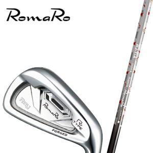 完成品 RomaRo Ray TYPE R plus IRON 【RJ-Ti4 シャフト装着モデル】...