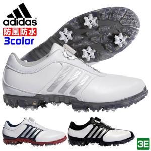 アディダス adidas ゴルフシューズ メンズ ピュアメタルボア プラス pure metal B...