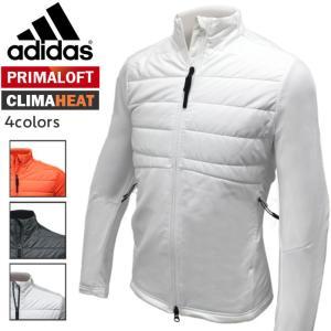 【2017年秋冬】アディダス LNW08 CS CP CLIMAHEAT ハイブリッドジャケット 薄くて軽いのに温かい プリマロフト クライマヒート メンズ adidas